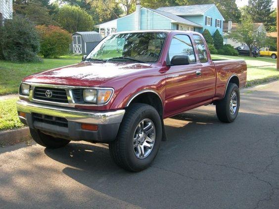 1997 Toyota Tacoma LX $2000