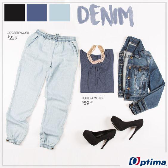 La opción perfecta para salir el día de hoy. #Optima #OptimaDama #OOTD