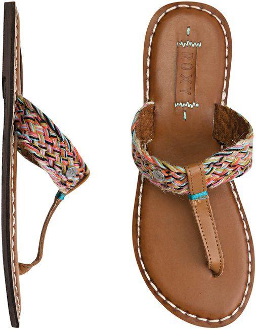 Roxy Mykonos Sandals