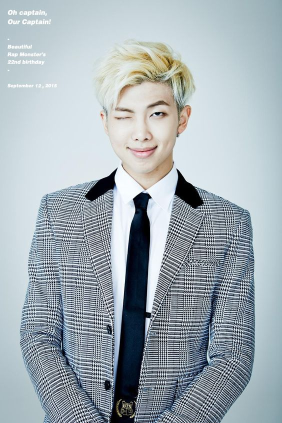 I have already pinned this before, but I still cannot get over how attractive RM looks in this.