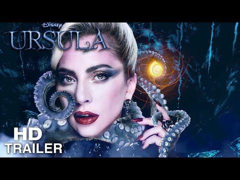 Disney S Ursula 2022 Concept Teaser Trailer Youtube In 2021 Ursula Teaser Disney