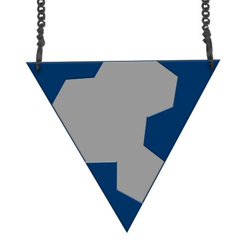 Design your own Crysteline necklace by Neon Rebellion with #emblzn