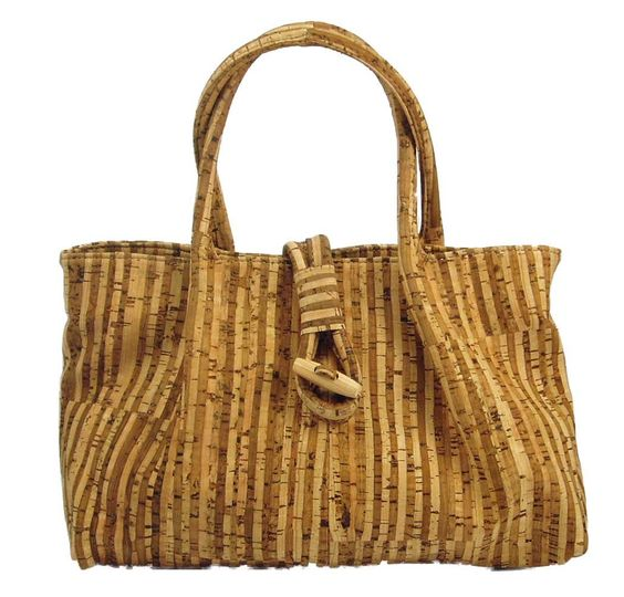 Cortizza Malaga Cork Handbag Brown/Tan:Amazon:Shoes