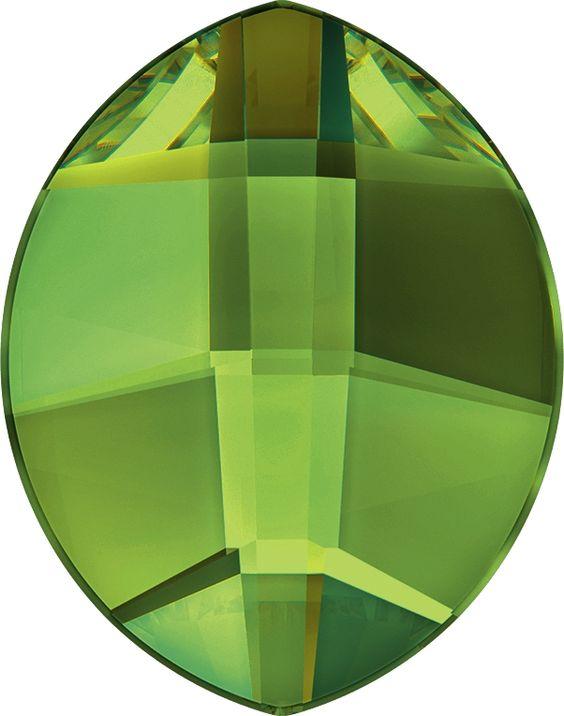 Swarovski Hot Fix Rhinestones, Crystal, Navette/Diamond, 8 x 4   Dreamtime Creations