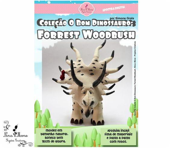 apostila digital forrest woodbush http www elo7 com br molde de