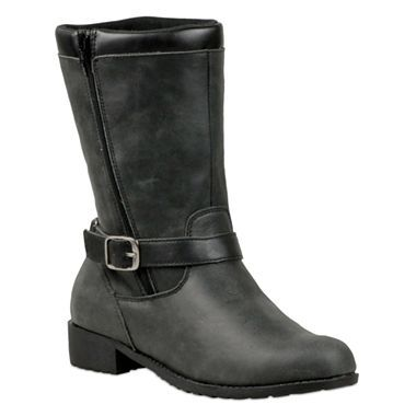 Propet® Hadsten Leather Buckle-Strap Boots - jcpenney