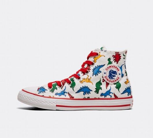 Converse Children's Chuck Taylor All Star High Top Dinoverse