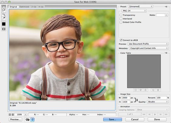 how to make images sharper in photoshop