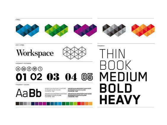 Workspace by BOND , via Behance