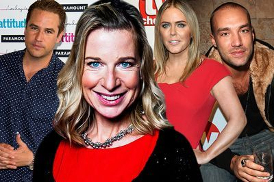 Kavana, Katie Hopkins, Patsy Kensit and Calum Best