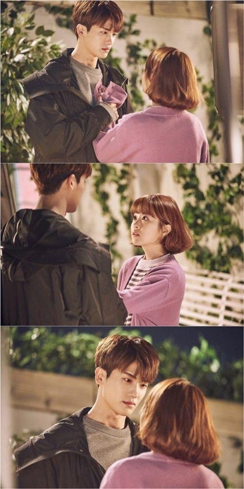 '도봉순' 박형식, 박보영 바라보는 달달 눈빛 포착 : 네이트뉴스: