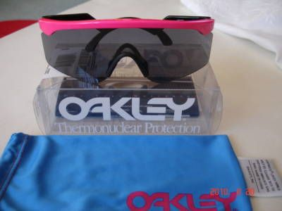 oakley womens razor blade sunglasses  vintage oakley razor blade sunglasses