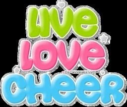 My life.... My love.... Cheer <3