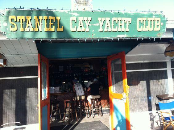 Staniel Cay Yacht Club in Staniel Cay, Exuma District