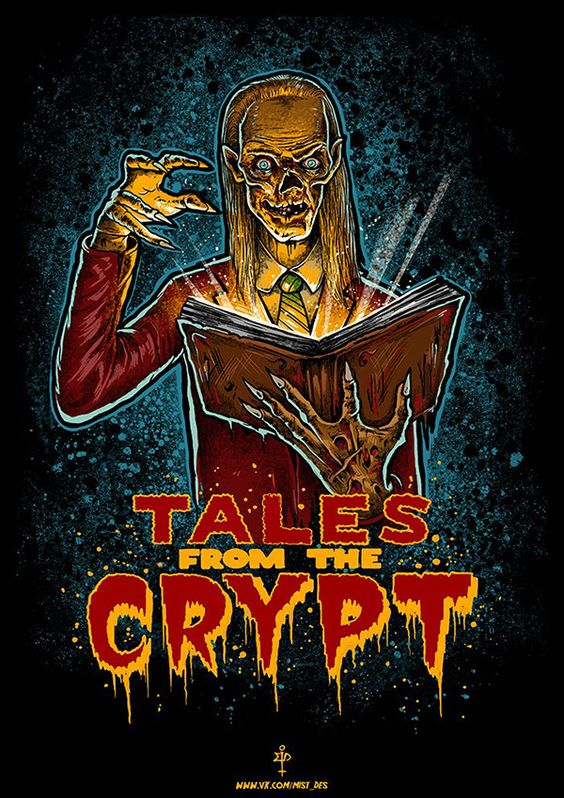 Happy Birthday Cryptkeeper! Fan tributes to Tales from the Crypt