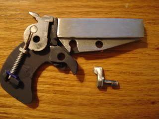 how to make a homemade derringer