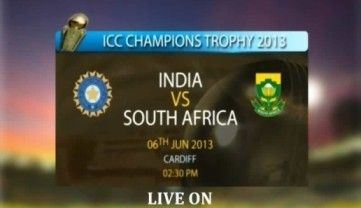 The ICC Champions Trophy 2013 tournament has finally started. Get ready to watch the first match between India v/s South Africa today.  #Aryaaiet #College #School #Education #Institute #Aryainstitute
