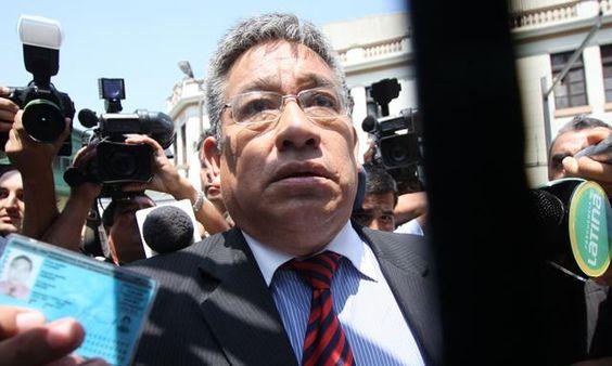 TC declaró improcedente demanda de Facundo Chinguel contra Sergio Tejada