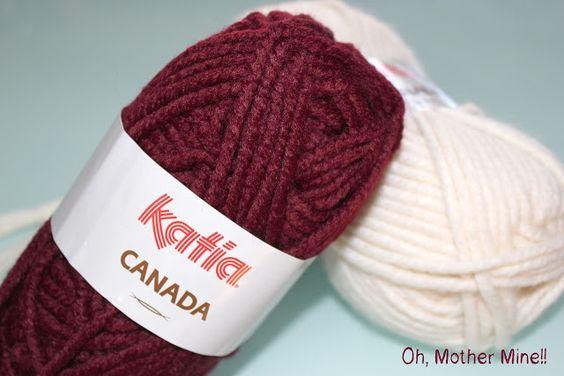 Diy c mo hacer gorros de lana con dos agujas aprender a - Como hacer calcetines de lana a dos agujas ...