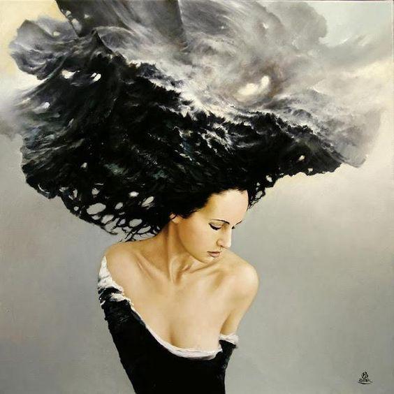 storm #art #perspective #perception #illusion