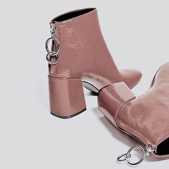 Insanely Cute Elegant Ankle Boots