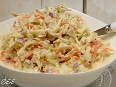 coleslaw of koolsalade