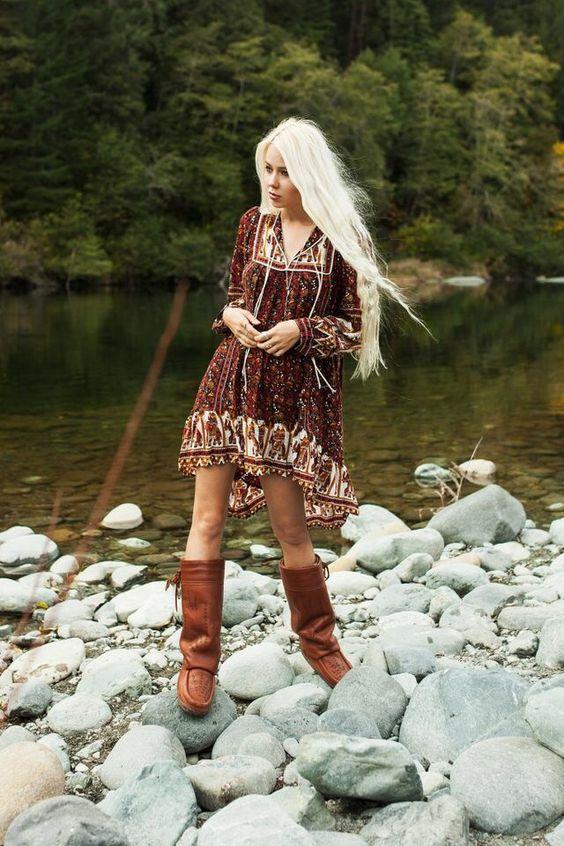 ☮ American Hippie Bohéme Boho Style ☮: