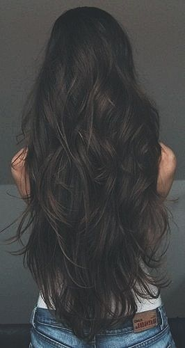 #hair #long #haare #lang #frisur #hairstyle