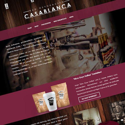 Casablanca (Website)