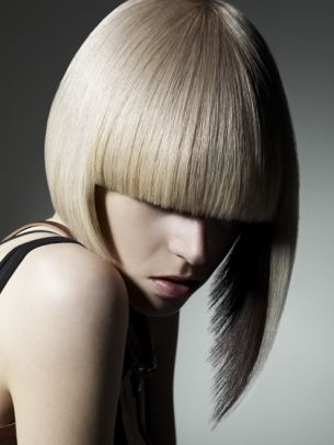 tunsori par mediu cu breton: Beautiful Hairstyles, Short Hairstyles, Bob Hairstyles, Girl Hairstyles, Hair Style, Medium Hairstyles, Platinum Blonde Hairstyles, Hairstyles For Medium Length