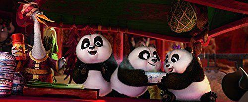 Kung Fu Panda 1 2 3 Italia Blu Ray Ad Panda Fu Kung