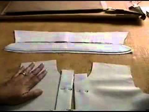 Colarinho - Processo de montagem (1/4)