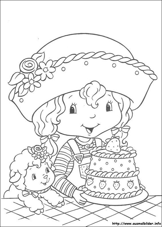emily coloring pages - photo#34
