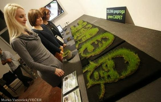 Impressora 3D permite imprimir um jardim, com a forma que tu quiseres.