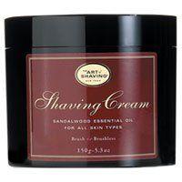 Amazon.com: The Art of Shaving Shaving Cream - Sandalwood 150g /5.3 Oz: Health & Personal Care