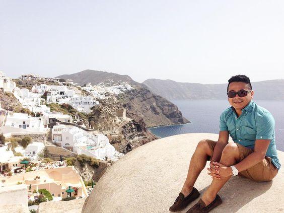 Way back Wednesday. Take me back to sunny Oia. #briansawesometravels #traveldiaries #Santorini #Greece #wanderlust #wanderlustwednesday #traveltheworld #waybackwednesday by brye08