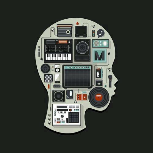 #Music #brain