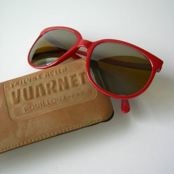 My favorite pair of sun glasses.. Vuarnet are awesome: Style Inspo, 80S, Fashion Style, Glasses Vuarnet, Floral Sunglasses, Style Pinboard, My Style