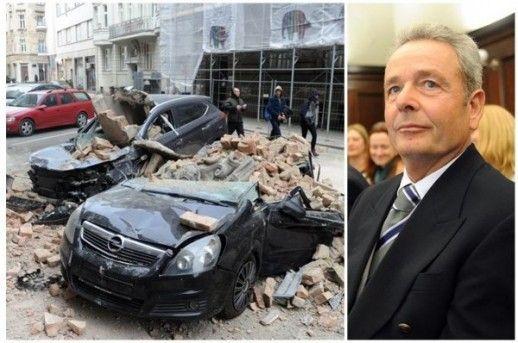 Strucnjak Za Statiku Građevina Tvrdi Potres U Zagrebu Nije Zabiljezen Kako Je Trebao Biti Novi List Vehicles Car
