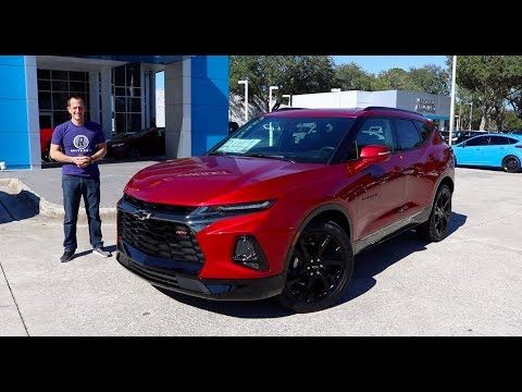 Is The 2019 Chevy Blazer Rs A Boom Or Bust Youtube Chevy New