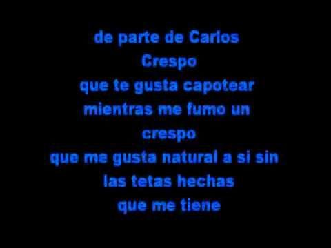 Escapate Conmigo Remix  Letra Wolfine - Ñejo