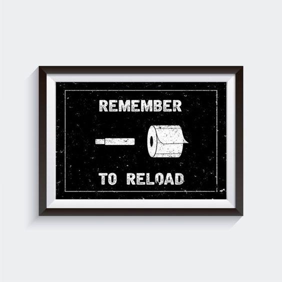 Pinterest the world s catalog of ideas for Funny bathroom decor