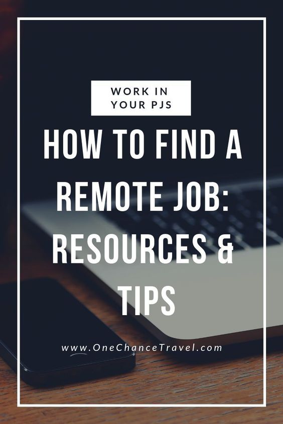 Remote Work Tips 44900