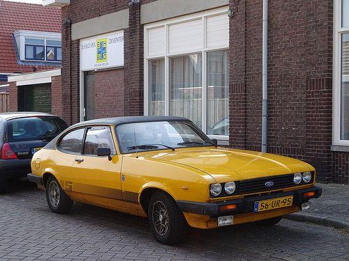 56 Ur 95 Ford Capri 2 0 S 1978 Deventer Willem Alink Flickr