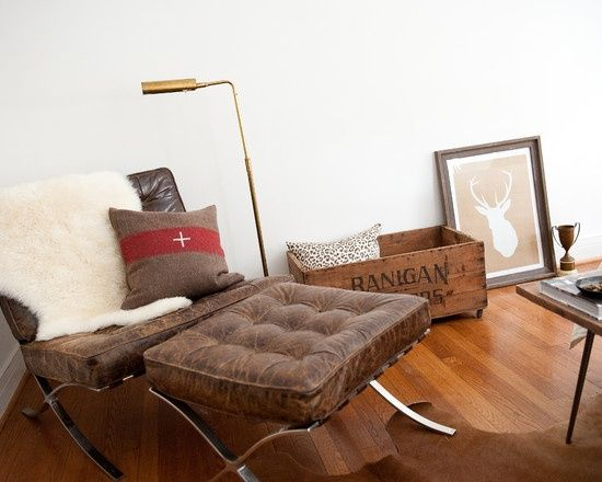 Poltronas : Barcelona Lounge