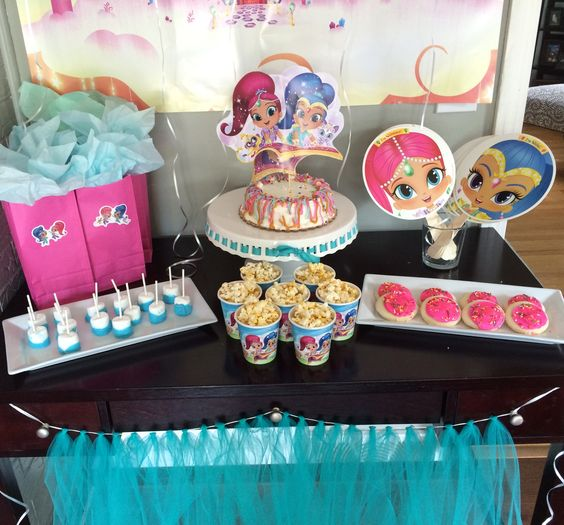 Shimmer And Shine Viewing Party For Nick Jr.