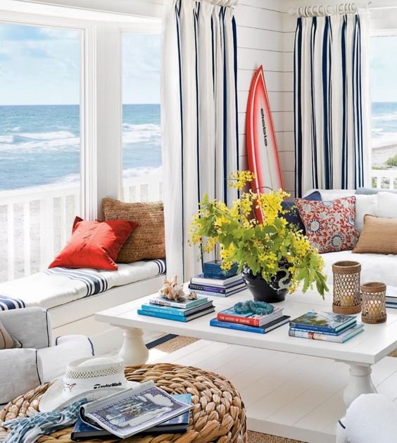 Perfect beach cottage