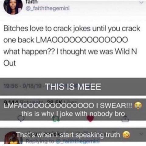 Dead Asf Memes Funny Schoolmeme Relationshipgoals Cardib Nickiminaj Food Hair Rihanna Twisted Humor Funny Relatable Memes Dark Humor Jokes