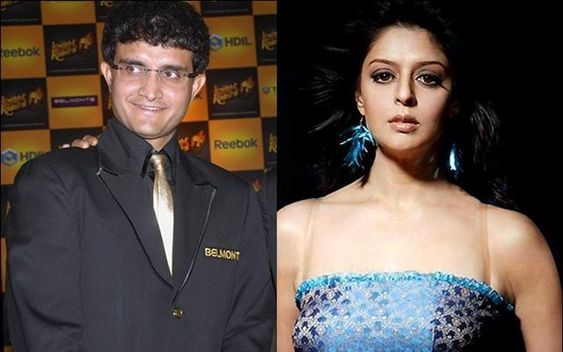 After 18 Years Nagma Reveals Why She Ended Her Relationship With Sourav Ganguly