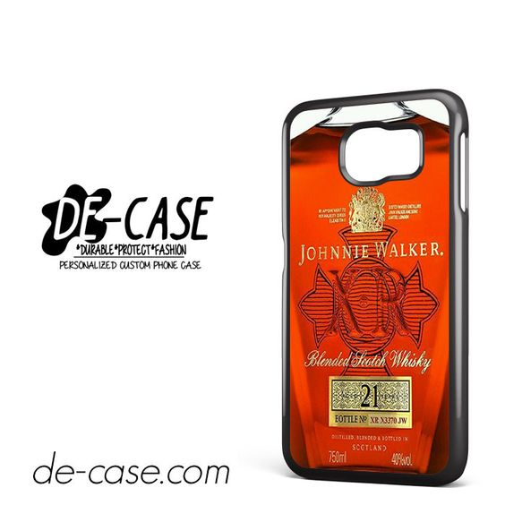 Johnnie Walker DEAL-5903 Samsung Phonecase Cover For Samsung Galaxy S6 / S6 Edge / S6 Edge Plus